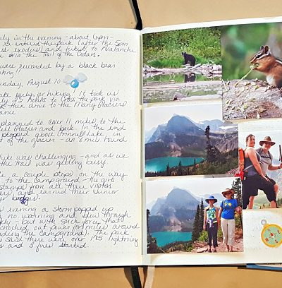 5 Benefits of Using a Bullet Journal to Plan a Camping Trip | Camping Gear
