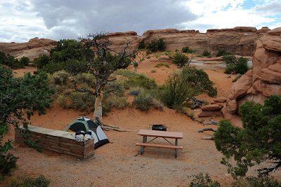 National Park Camping Tips