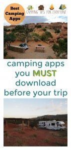 Best Camping Apps to Download Before Your Trip