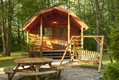 Benefits, Drawbacks, and Unexpected Perks of KOA Camping Cabins | Cabin Camping Tips