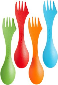 Spork Multi Utensil for Camping