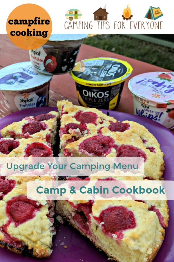 Campfire cooking | Camp & Cabin Cookbook