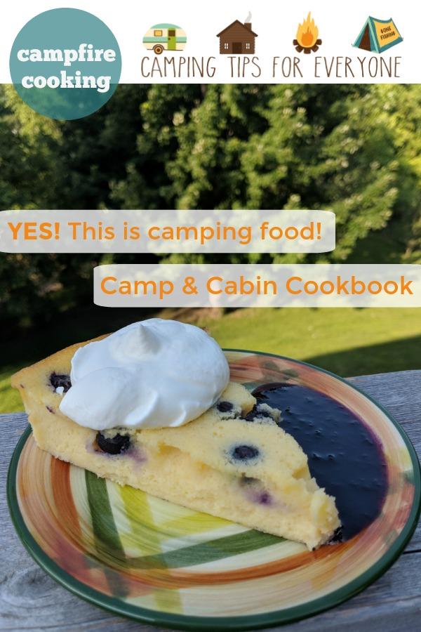 Campfire cooking | Camp & Cabin Cookbook