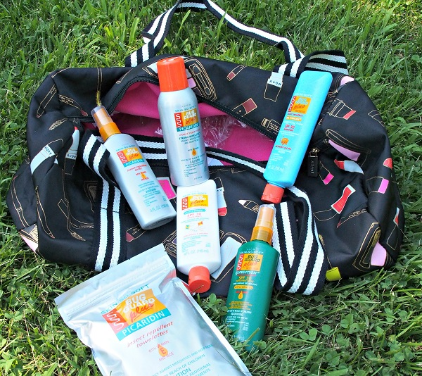Avon Skin So Soft Bug Guard | banish bugs when camping