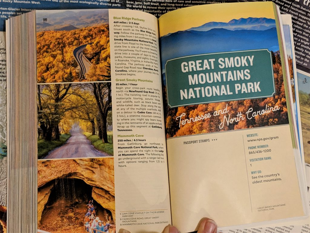 Moon USA National Parks Guide