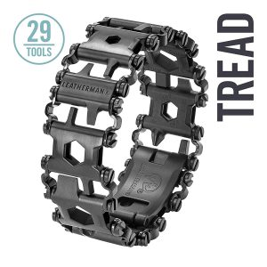 Leatherman Tread - bracelet with 29 tools