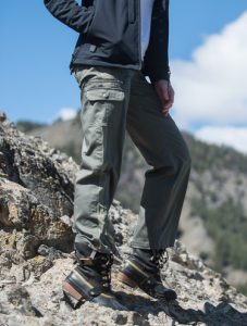 ScotteVest Margaux Cargaux pants for hiking