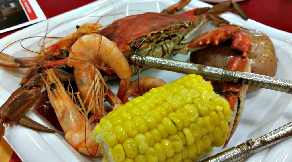 Louisiana Seafood Boil. Photo by Jody Halsted, Halsted Enterprises, Inc.