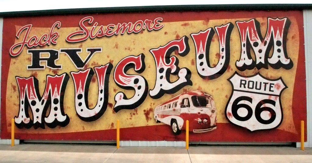 Sisemore's RV Museum. Photo by Jody Halsted, Halsted Enterprises, Inc.