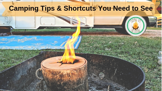 camping tips & shortcuts
