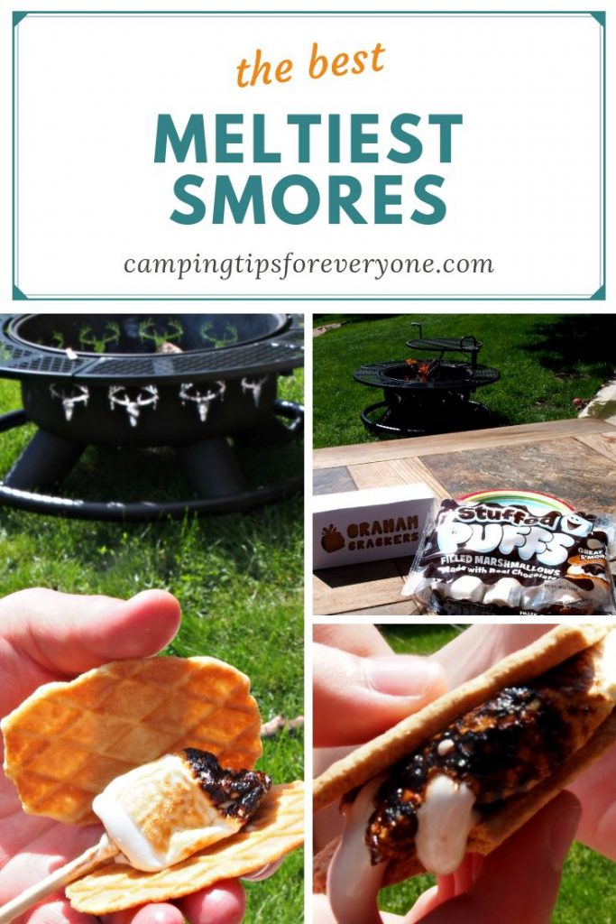 How to make the best smores