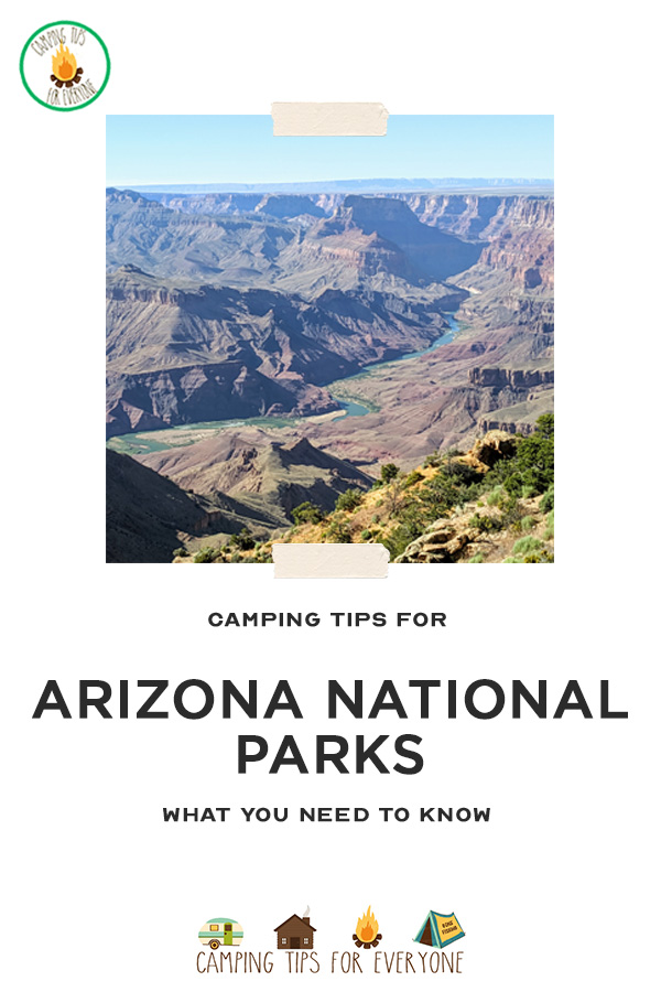 Arizona National Parks Camping