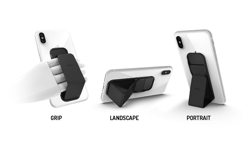 CLCKR phone grip