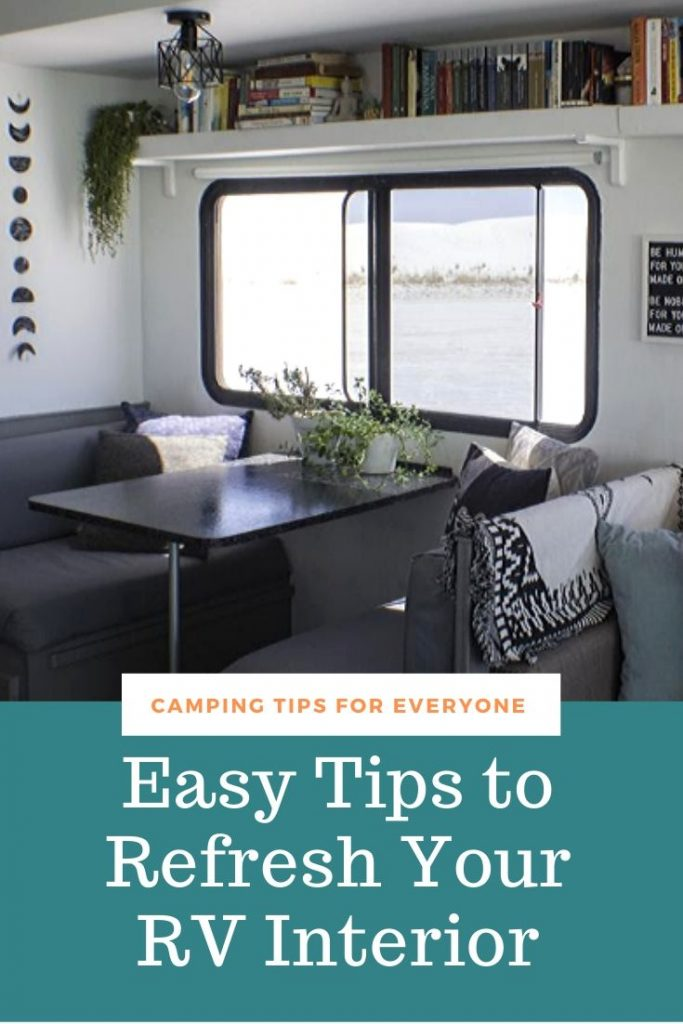 easy RV renovations