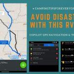 CoPilot RV app review