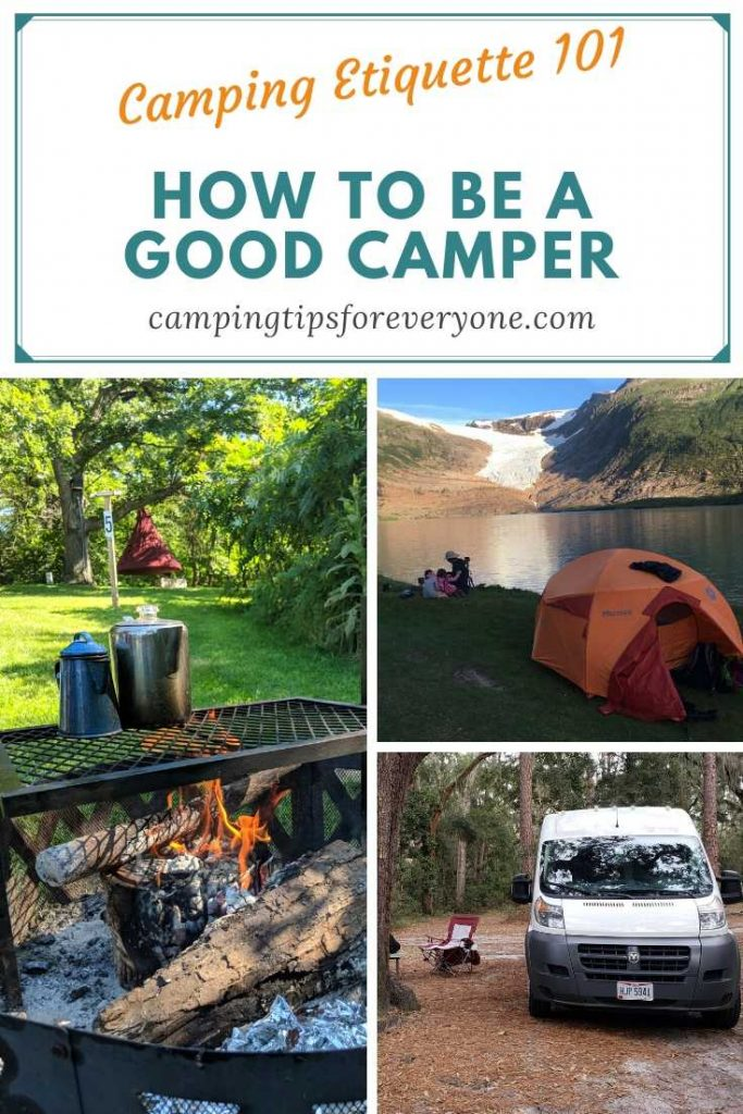 camping image and tips