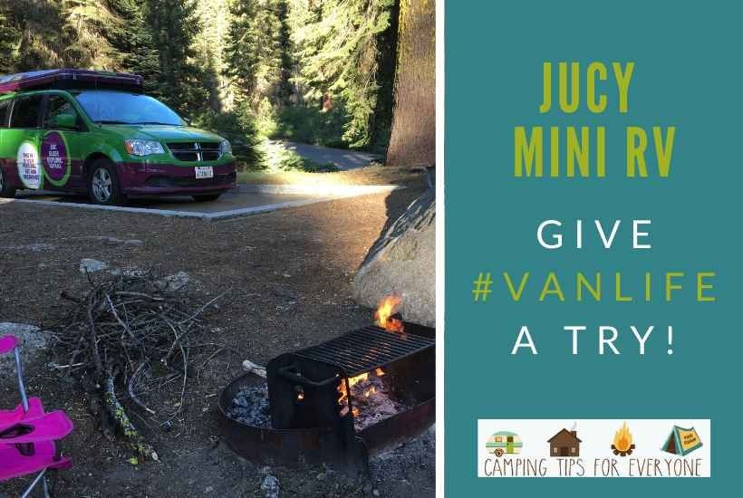 give vanlife a try