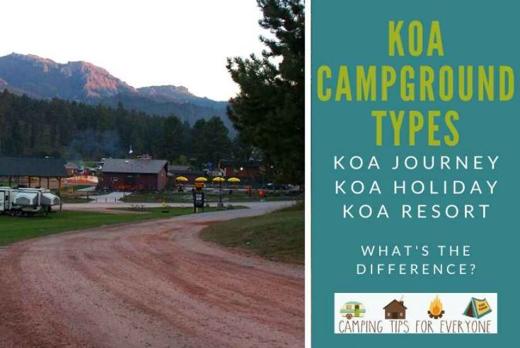 3 Types of KOA Campgrounds & What to Expect at Each