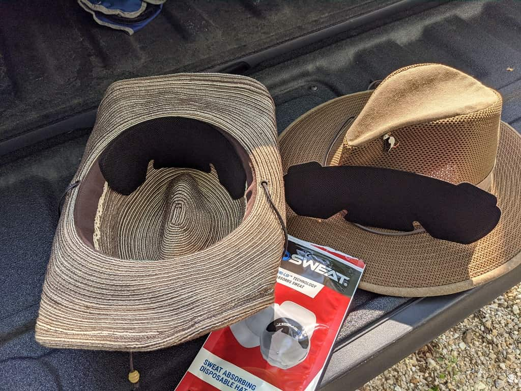 NoSweat_hat_liners_camping_hats