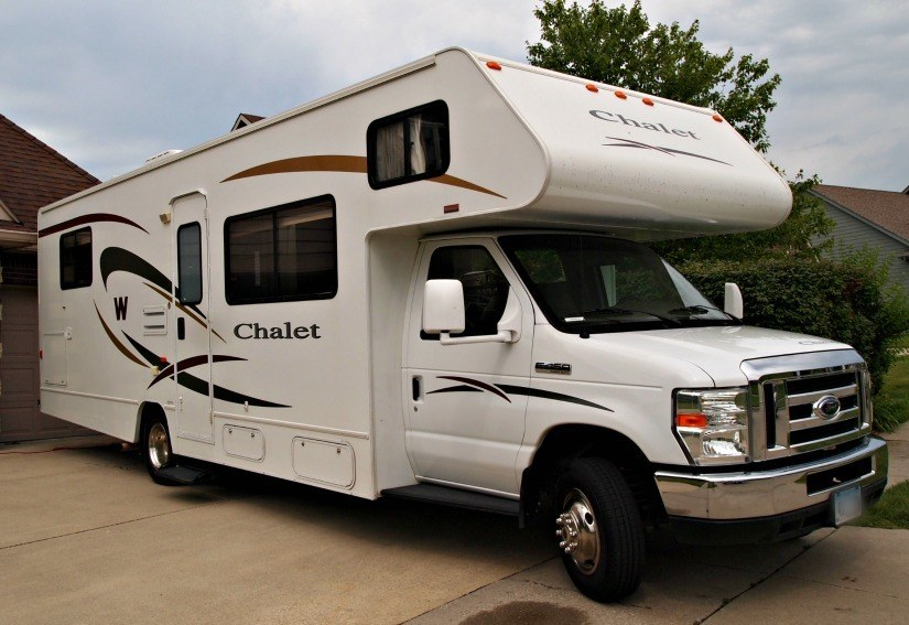 Class C RV Rental. First RV vacation tips. Camping Tips for Everyone #RVcamping #campingtips