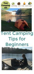 Tent Camping 101 | Tent Camping Tips for Beginners