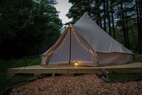 Glamping 101: Glamping Tips for Beginners | Glamping Tips