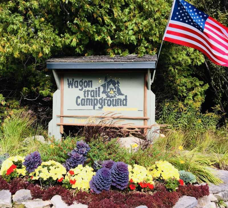 Why Choose Wagon Trail Campground in Door County, Wisconsin