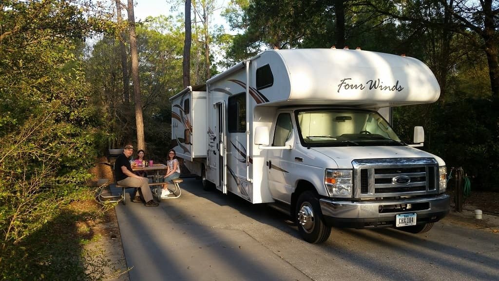What We Learned from Our First RV Rental