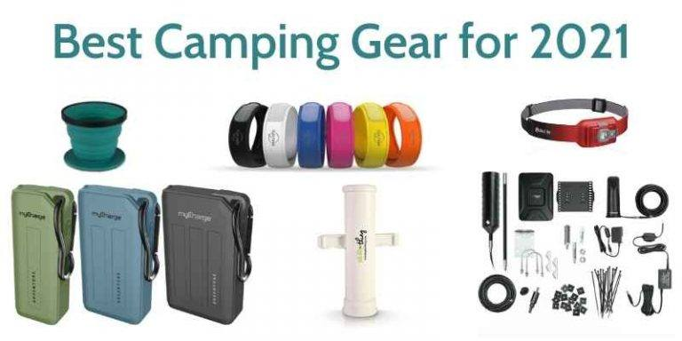 Best Camping Gear for 2021