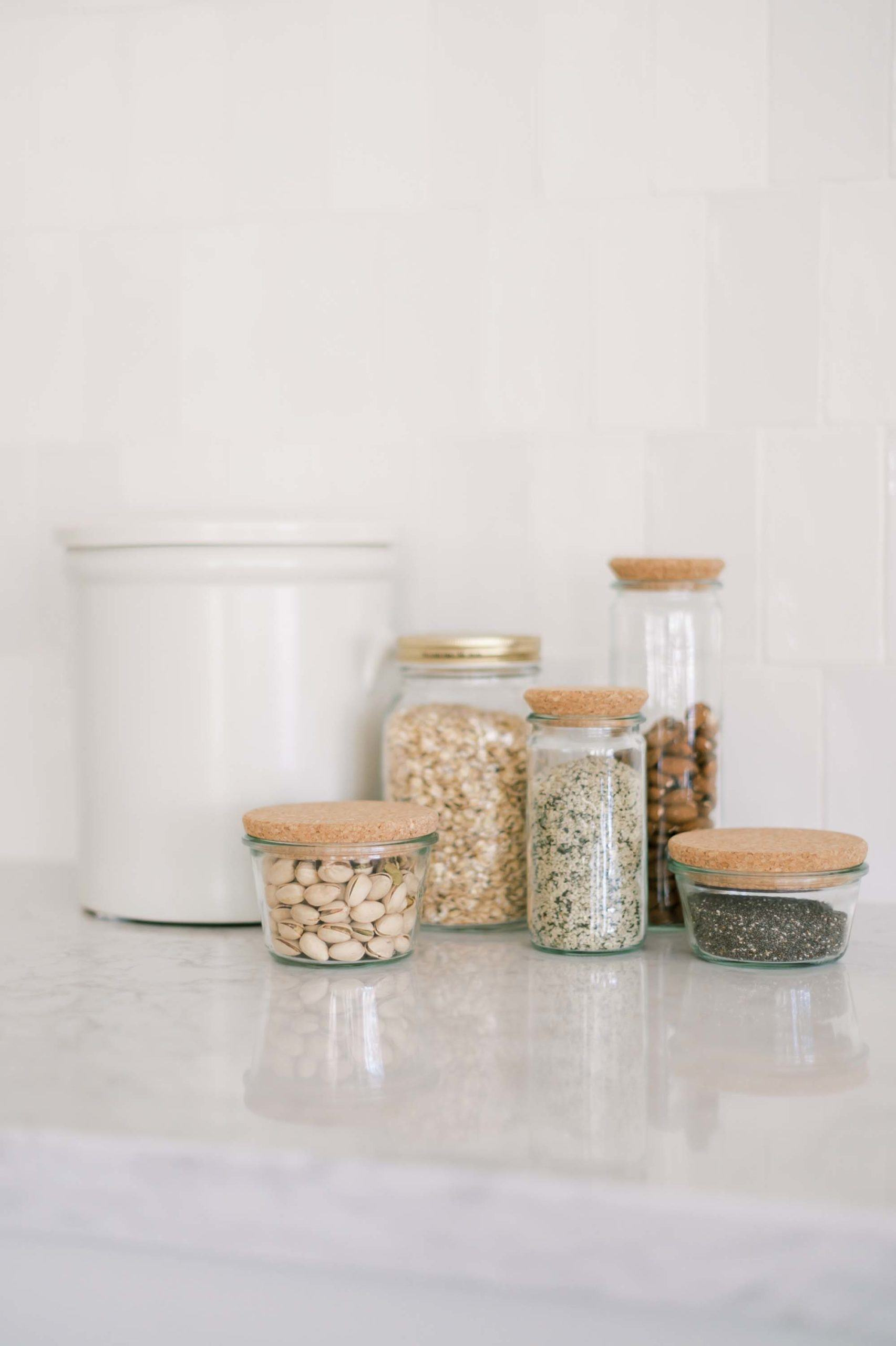 How to organize and store your dried goods